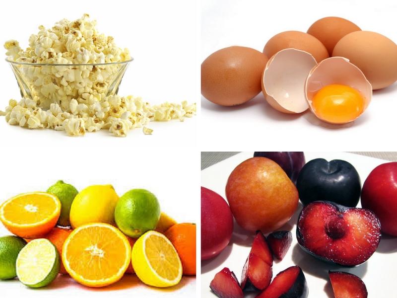 13 Makanan Yang Anda Boleh Makan Sampai Kenyang Tapi Tak Gemuk