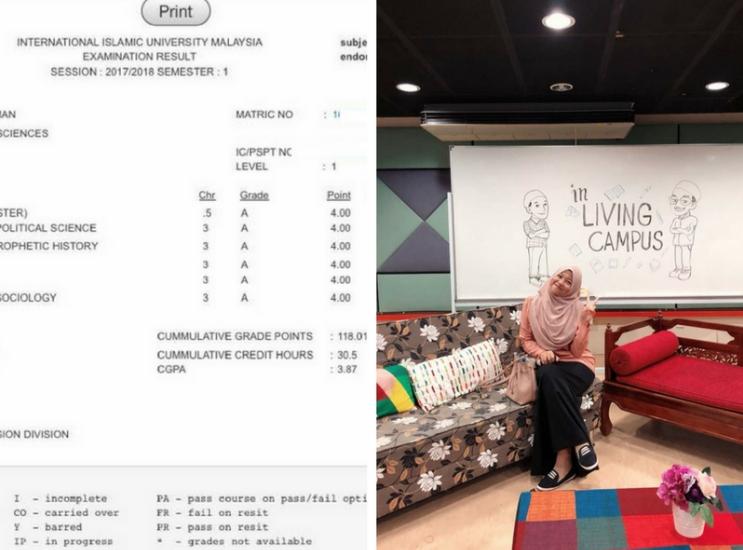 Rupanya Senang Je Nak Dapat 4 0 Flat Baca Rahsia Penerima 2 Kali Anugerah Dekan Ini Remaja