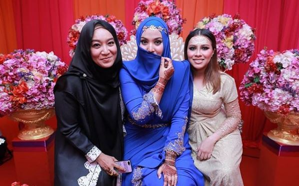 Netizen Puji Gaun Bollywood Shila Amzah Cantik Ini