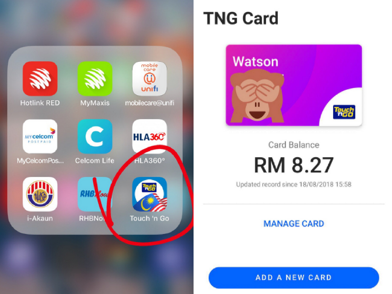 Here S How You Can Check Your Touch N Go Card Balance Liveatpc Com Home Of Pc Com Malaysia