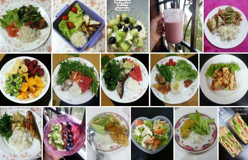 Turun 16 Kg Dalam Masa 7 Bulan Wanita Ini Kongsi Menu Menu Sihat