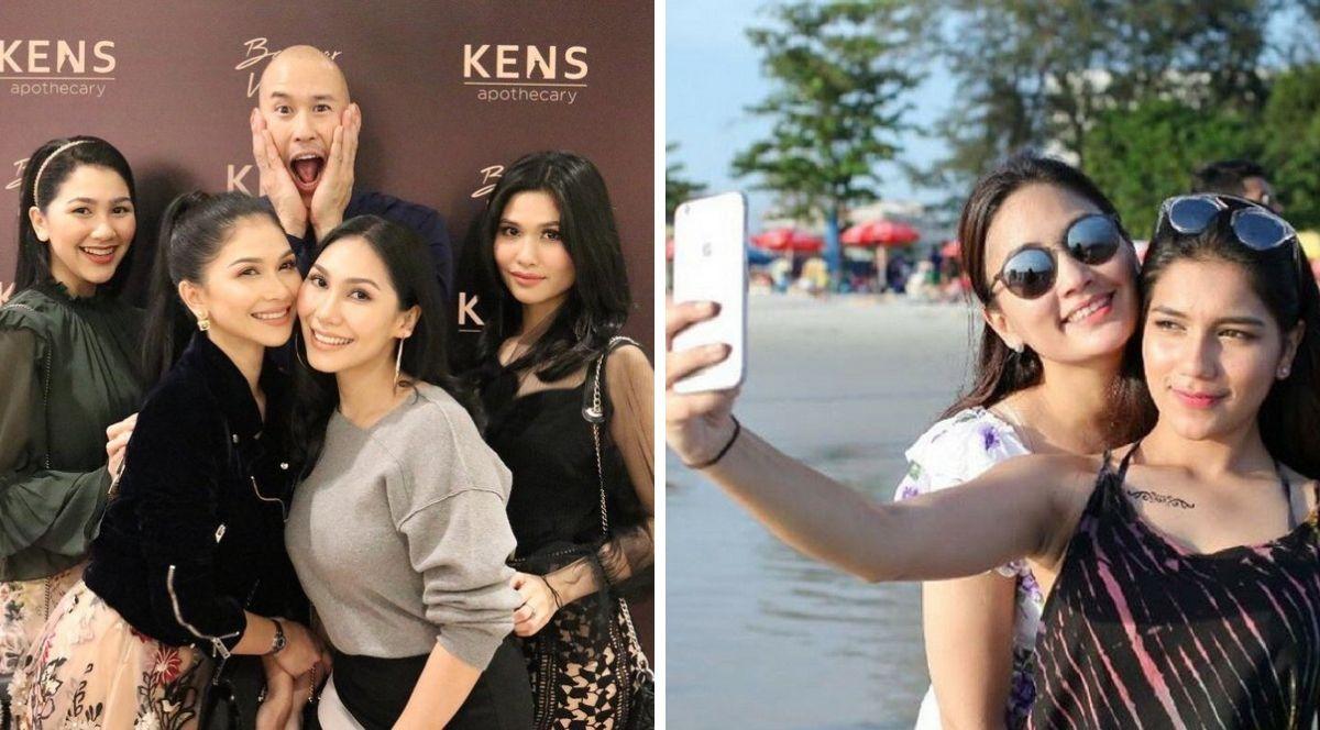 Siblinggoals 13 Adik Beradik Selebriti Popular Di Malaysia Mana