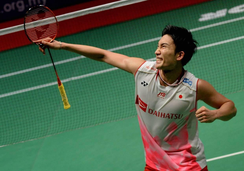 Pemain Badminton No 1 Dunia Kento Momoto Terlibat Dalam