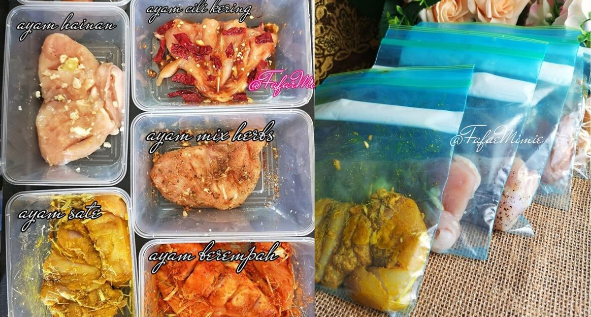 7 Resepi Perapan Ayam Sedap Dan Healthy Sesuai Yang Nak Diet Remaja