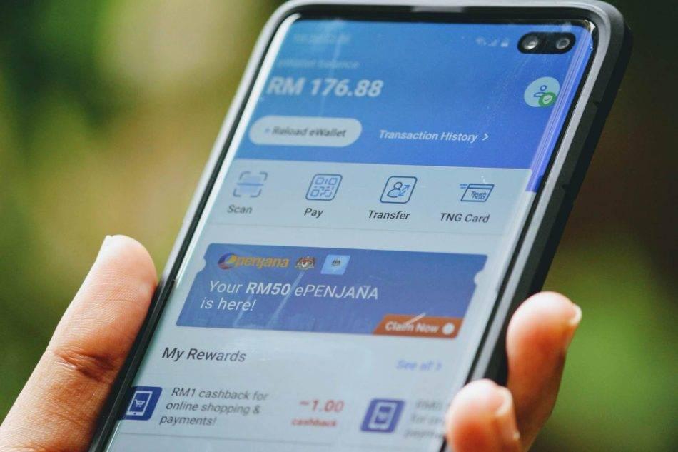 Cara Tebus Kredit Rm50 Program E Penjana Dalam Akaun E Wallet Korang Remaja